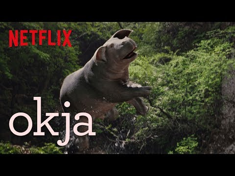 Okja (Featurette: Dolby Atmos)
