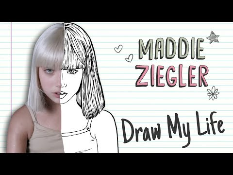 MADDIE ZIEGLER   Draw My Life   Dance Moms