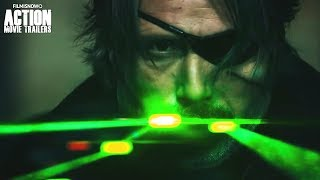 POLAR 2019 Trailer | Mads Mikkelsen Netflix Action Thriller Film