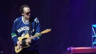 "Joe Bonamassa performs ""Bird on a Wire"" Live in Vancouver - 2011-12-17"