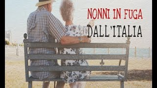 ATTENTI AL LUPO! NONNI IN FUGA - Come vivono i pensionati italiani all'estero e dove?