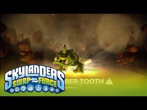 Видео № 0 из игры Фигурка Skylanders Swap Force: Slobber Tooth