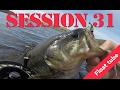 #31: Bass à la mouche et à la Frog en Float tube - Californie