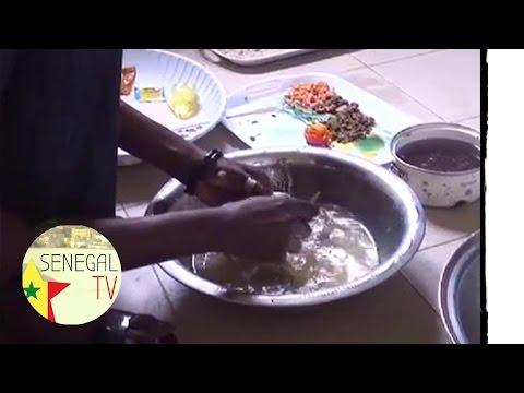 Cuisine : Magazine de la cuisine sénégalaise Mbakhalou Saloum..