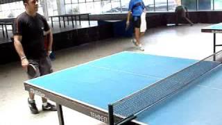 Tenis de mesa Camaçariense 2008