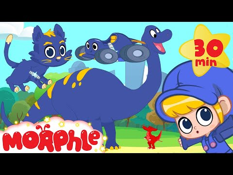 Hình ảnh Youtube -  Mila Gets Morphing Power! My Magic Pet Morphle Animation Episodes For Kids