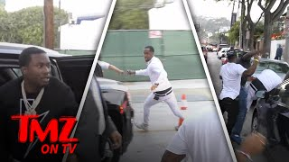 Nicki Minaj's Ex-Boyfriends – THE FIGHT! | TMZ TV