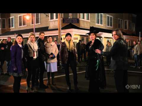 Once Upon a Time Season 4 (Comic Con Promo)