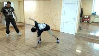 Как научится делать Air Twist за 15 минут!!! ;)))