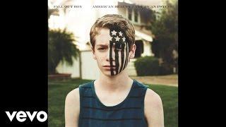 Fall Out Boy - Novocaine (Audio)