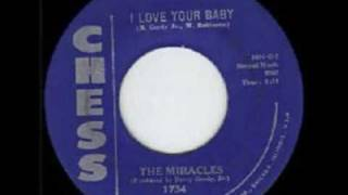 I Love Your Baby by The Miracles