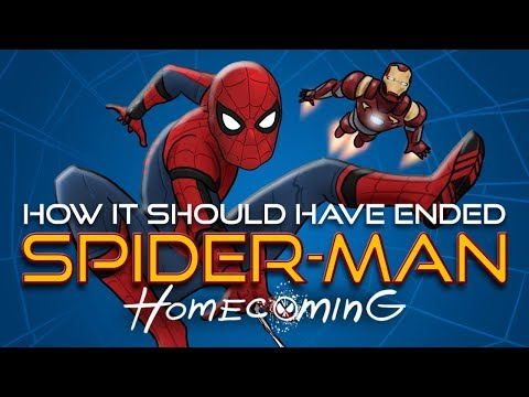 How Spider-Man Homecoming Should Have Ended