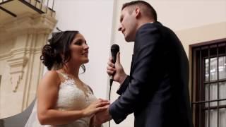 Novio canta a novia en boda Ya lo sabes de Antonio Orozco a piano - Gonzalo Madrid
