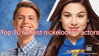 Top 10 richest nickelodeon actors 2020