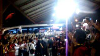 Milanisti Indonesia | Milan Glories @ Soetta Airport