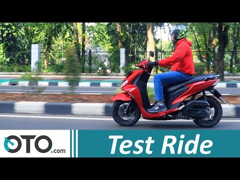 Yamaha FreeGo 125 ABS | Test Ride | Non Maxi Scooter Berfitur Modern | OTO.com
