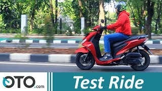 Yamaha FreeGo 125 ABS | Test Ride | Non Maxi Scooter Berfitur Modern | OTO.com