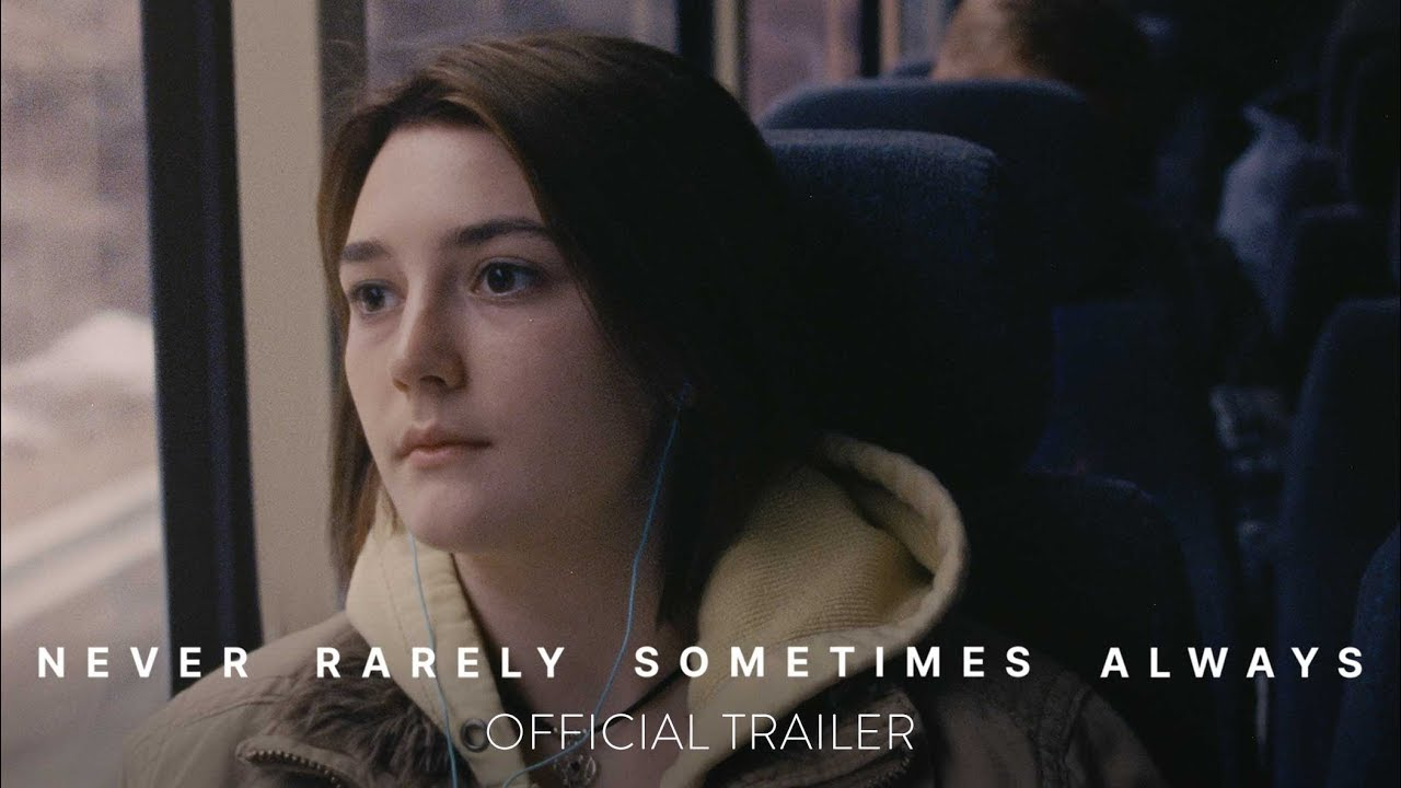 Trailer för Never Rarely Sometimes Always