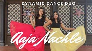 AAJA NACHLE DANCE COVER | MADHURI DIXIT - YouTube