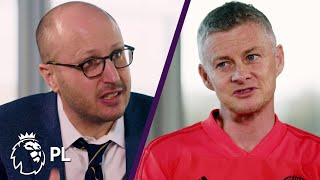 Man United's Ole Gunnar Solskjaer reflects on team's success   Premier League   NBC Sports