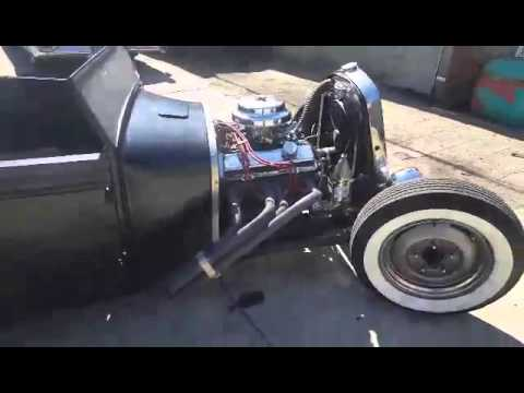 1928 Model A Roadster Pickup Hot Rod Rat Rod Kustom