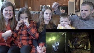 World of Warcraft reaction Warlords of Draenor