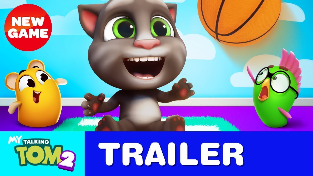 Apps – Talking Tom and Friends