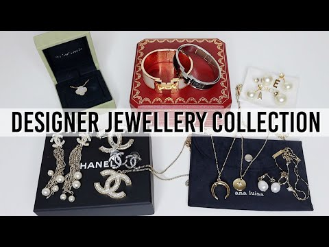 My Designer Jewellery Collection 2020 | Chanel, Cartier, VCA, Hermès etc | AD