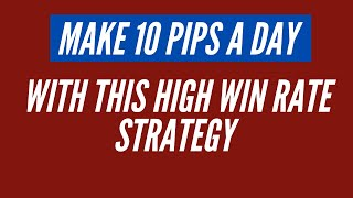 10 Pips A Day Forex Trading System   Indicators, Setup, Entry And Risk Management All Outlined