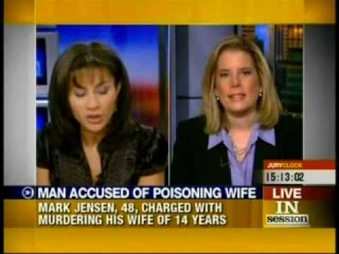 Courtney Pilchman on In Session Discussing the Mark Jensen Case