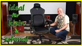 Razer Iskur | ergonomischer Büro-Stuhl in Gaming-Tarnung