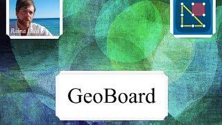 App per prof #51 GEOBOARD (Geometria interattiva)