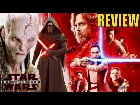 Star Wars: The Last Jedi Full Review and Reaction (SPOILER FREE First 6 Minutes)