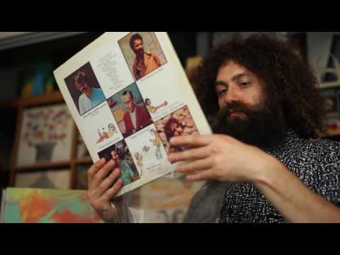 "The Gaslamp Killer - ""The Last 4 Records on Earth"""