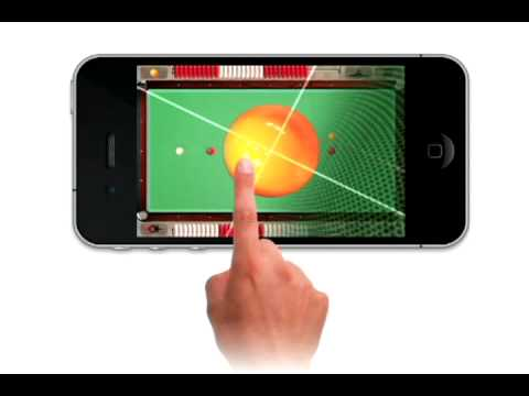Video of BB Carom Billiard (3 cushion)