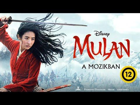 Mulan (12) – hivatalos szinkronizált előzetes