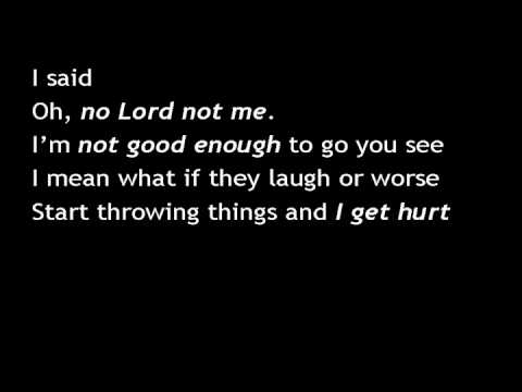 Crystal Lewis - I Will Go (ppt)