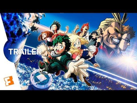 Trailer Boku No Hero