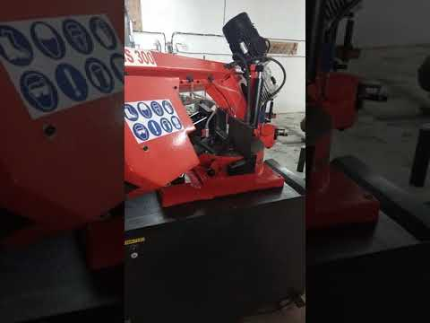 Pipe Cutting Machine Sawmax HBS 300
