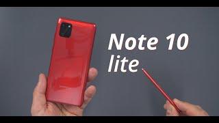 Samsung Galaxy Note 10 lite: Unboxing, Einrichtung & erster Eindruck   techloupe
