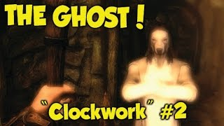"""Skyrim THE GHOST! """"Clockwork"""" #2 (Xbox One  & PS4 Mods)"""