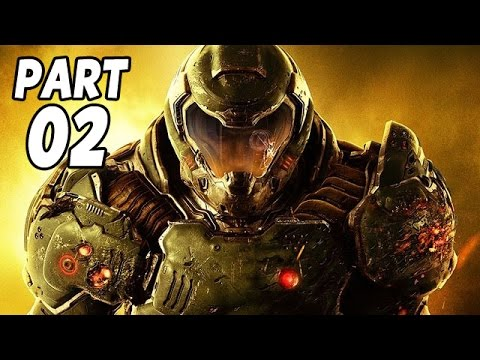Doom (2016) Walkthrough - 4 German #17 - Der Schmelztiegel - Deutsch