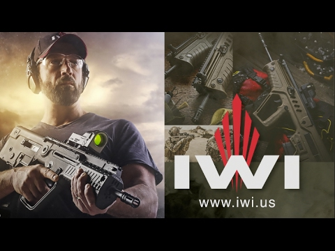 IWI's Tavor X95 — The Next Generation Civilian Centerfire Carbine Rifle