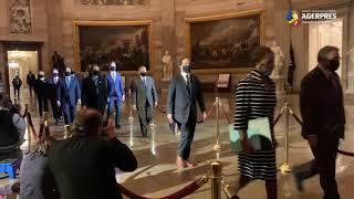 SUA: Actul de acuzare împotriva lui Trump transmis oficial Senatului