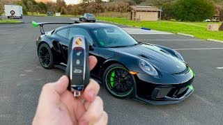 What It's Like To Drive A '19 Porsche GT3RS! (POV)