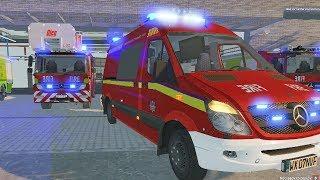 Emergency Call 112 – London Firefighters Responding! 4K