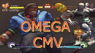 USF4 OMEGA ! Combo Video (CMV)