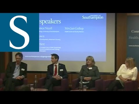 Tackling the effects of Ageing | University of Southampton