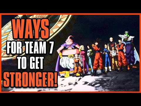 Ways The Z Fighters Can Get STRONGER In 40 Hours