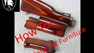 How-To, Ak Furniture Refinishing